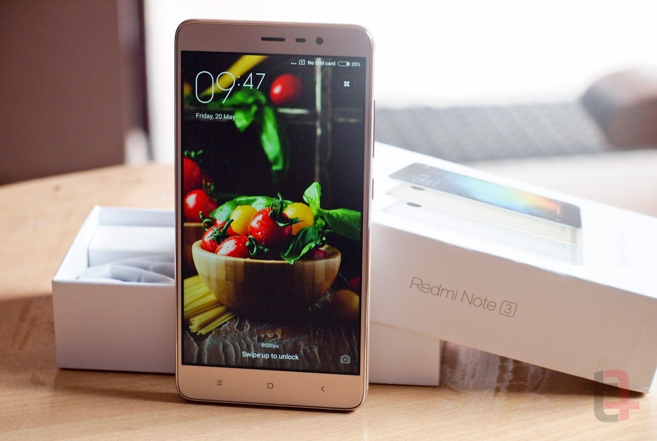 Xioami Redmi Note 3_Review