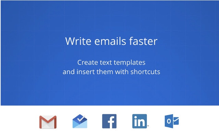 Email Templates Extension for Gmail