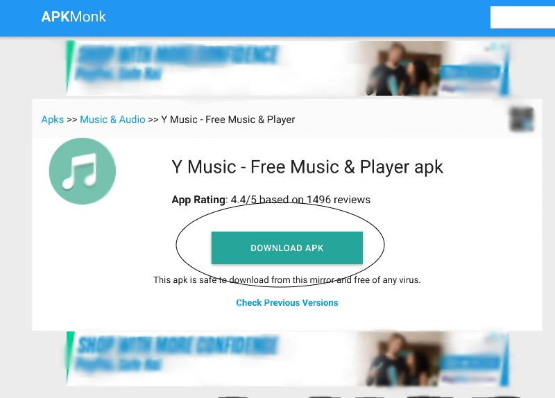 Download YMusic APK