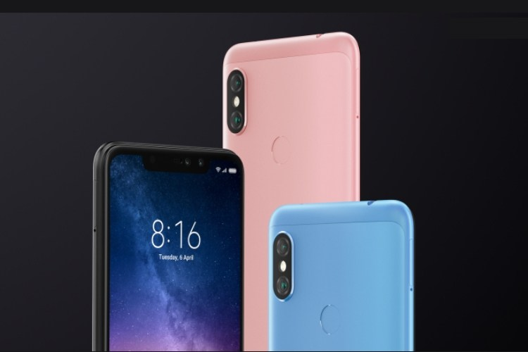 Redmi Note 5 Pro and 6 Pro