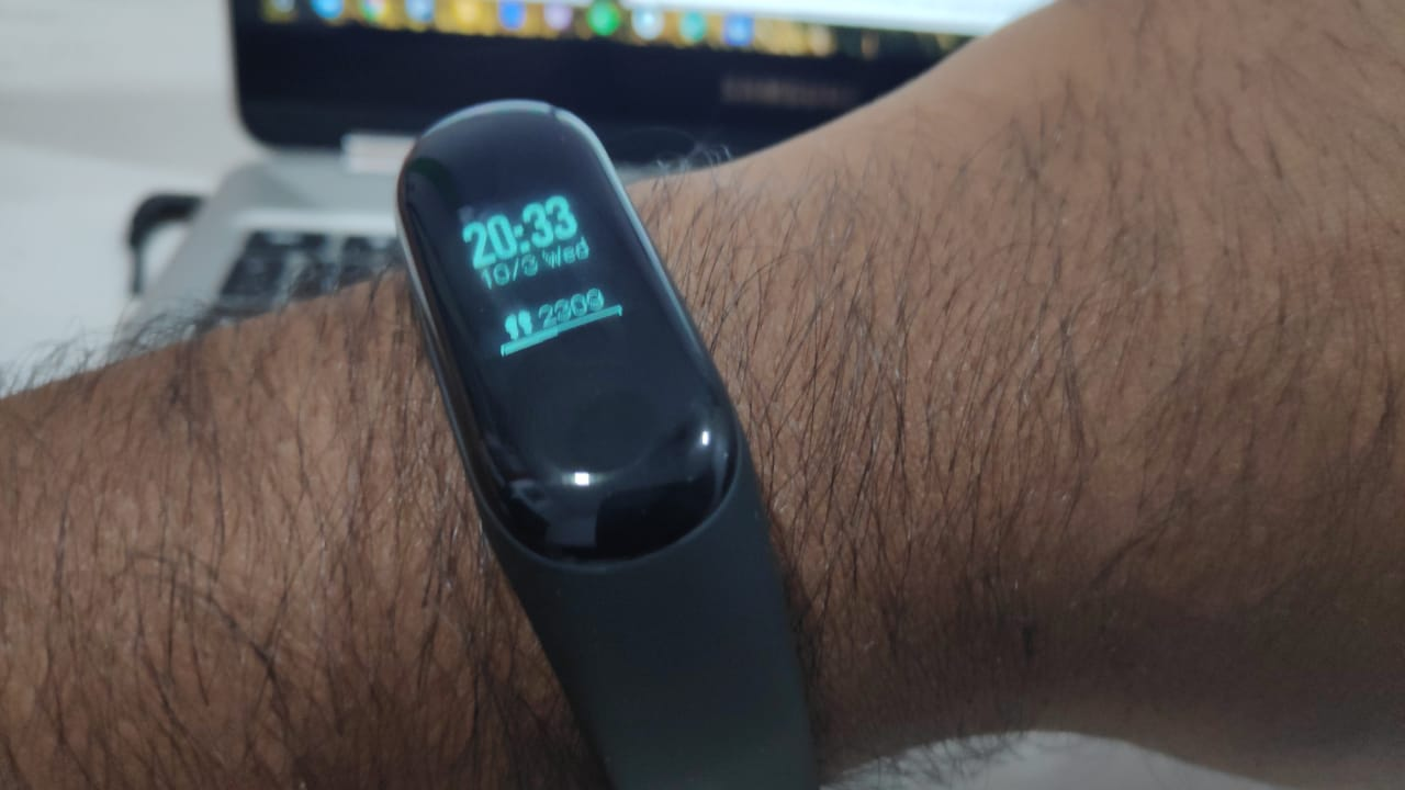 MI Band 3 Fitness TIps and Tricks