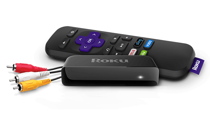 Roku Express Plus Device