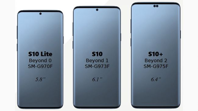 Samsung Galaxy S10 Lite Regular and Plus