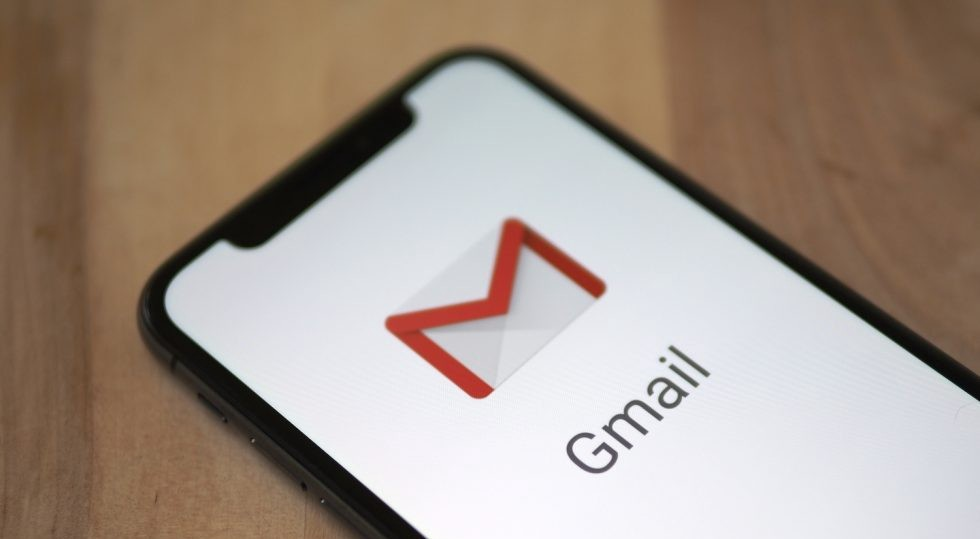 gmail app on mobile