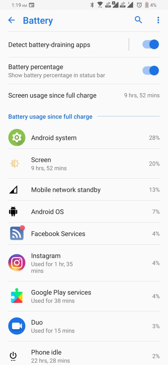 Asus 6z battery Usage Screenshot 04