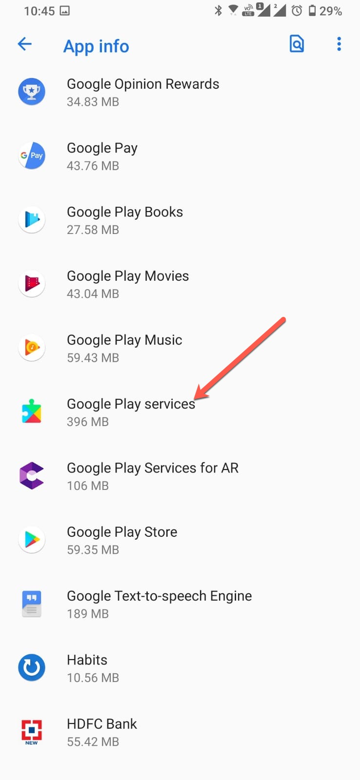 Uninstall Updates Google Play Services03