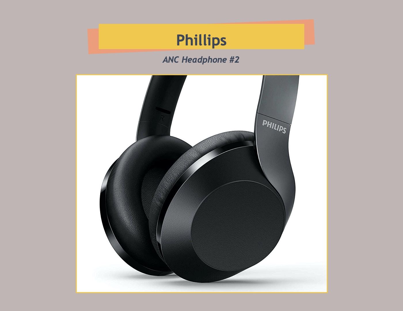 ANC Headphones Phillips