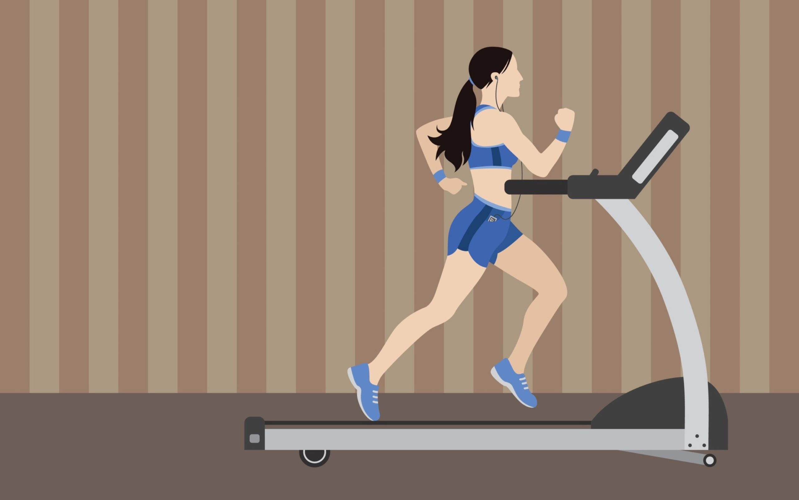 Treadmill_Girl_Running